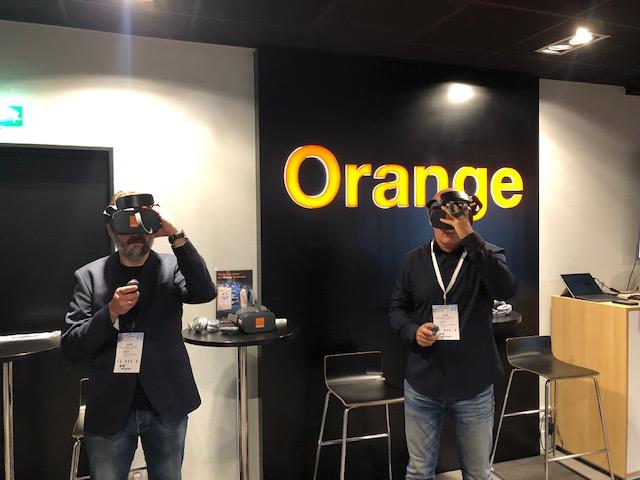 Olympique de Marseille - Comment Orange connecte le Vélodrome à ses fans avec la 5G expérimentale - SportBuzzBusiness.fr - SPORTBUZZBUSINESS