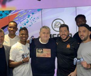 Un Olympico version FIFA 20 entre Youtubeurs organisé par Canal+