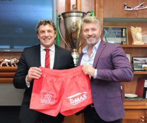 Sponsoring – DMAX renforce sa visibilité dans le Sud Ouest avec le Stade Toulousain et le Toulouse FC