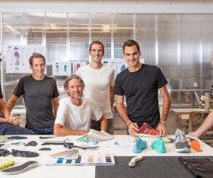 Roger Federer nouvel investisseur de la marque de chaussures On Running