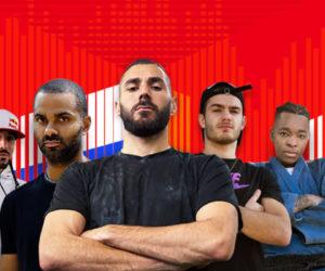 Karim Benzema, Tony Parker, Sean Garnier… Le casting impressionnant de la campagne «Double 11 Challenge» d'AliExpress