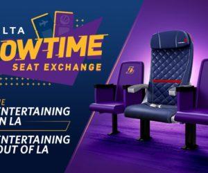 NBA – Les Lakers et la compagnie aérienne Delta proposent aux abonnés un échange de sièges