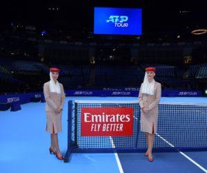 Tennis – Emirates prolonge son partenariat avec l'ATP Tour jusqu'au moins 2025