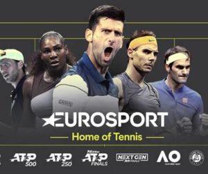 Audiences – Une année 2019 record pour la diffusion du tennis sur Eurosport