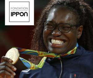 Emilie Andeol annonce rejoindre la Fondation Ippon après son coup de gueule