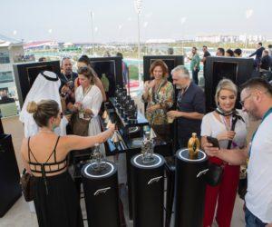 La F1 lance sa nouvelle collection de parfums avec la société Designer Parfums
