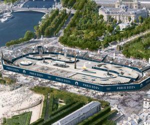 JO – Paris 2024 présente son projet de stade urbain de 35 000 spectateurs Place de la Concorde