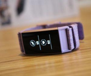 Shopping : Bracelet connecté Fitbit Charge 3 Edition Spéciale (149,95€)