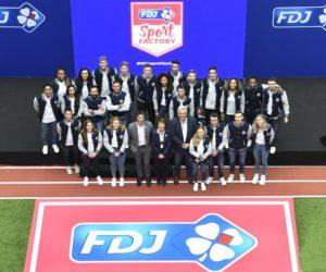 30 000€ par an pour les 27 athlètes retenus pour la «FDJ Sport Factory»