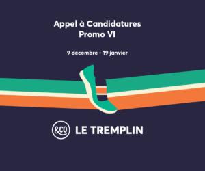 Startups : Le Tremplin lance son appel à candidatures pour sa 6ème promotion