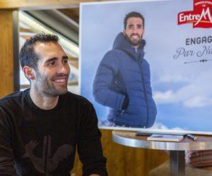 Sponsoring – Entremont prolonge avec Martin Fourcade jusqu'en 2021