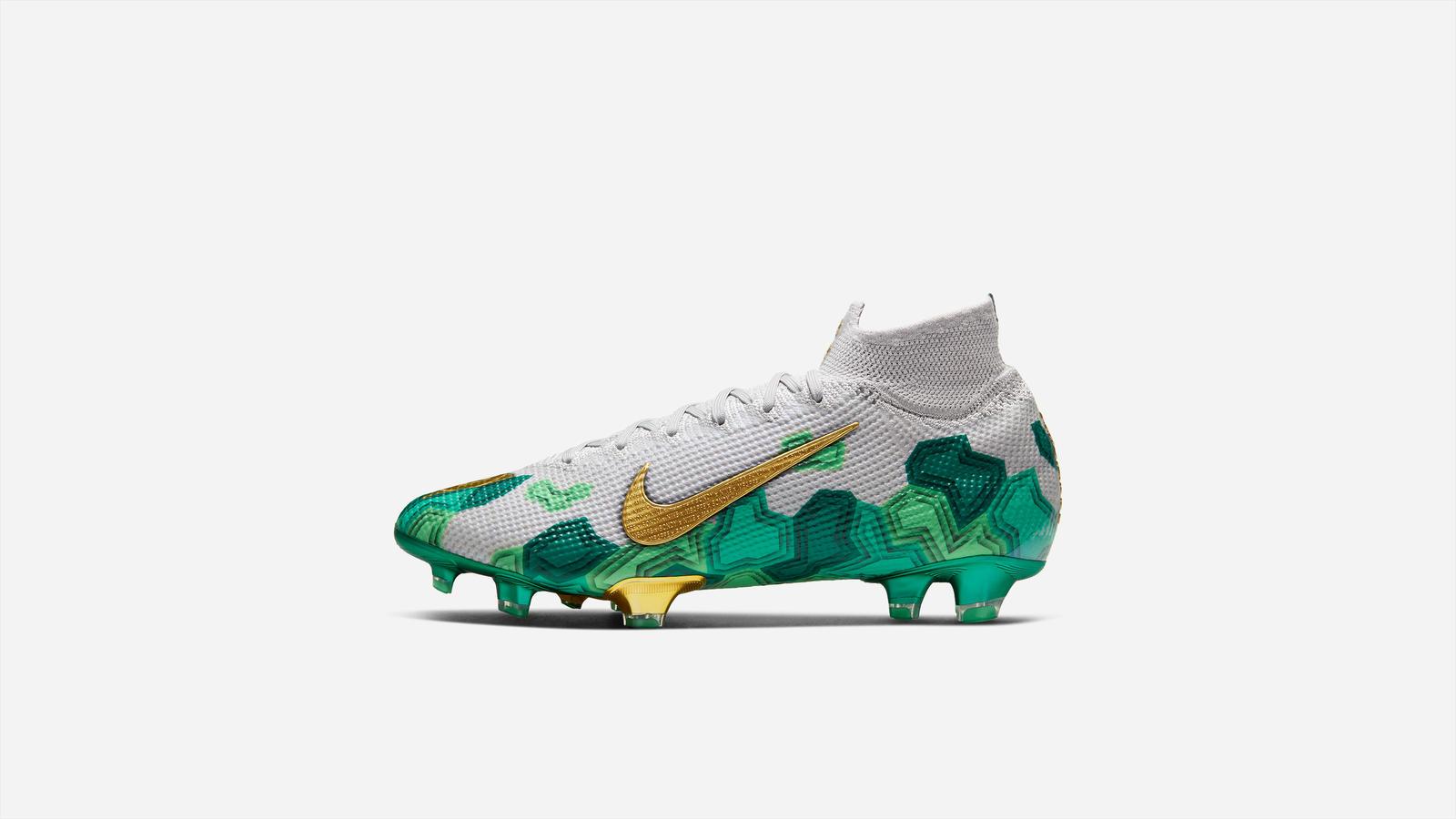 Nike dévoile la première chaussure signature de Kylian