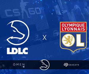 eSport : Team LDLC et OL Esports fusionnent pour devenir LDLC OL