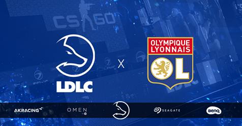 eSport : Team LDLC et OL Esports fusionnent pour devenir LDLC OL - Foot 2020