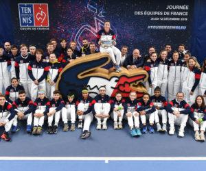 FFT – Lacoste nouveau Partenaire Officiel des Equipes de France de tennis