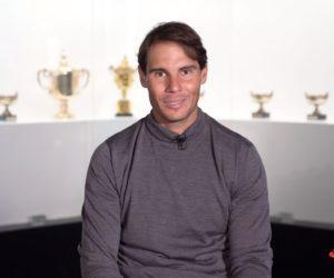 Tennis – Rafael Nadal nouvel ambassadeur de Santander