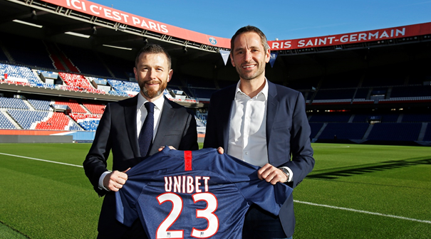 Unibet renforce son engagement auprès du PSG jusqu'en 2023