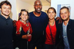 L'agence Com'Over passe en mode US en accompagnant le premier NBA Paris Game