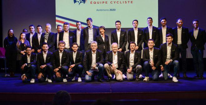 Groupama et FDJ prolongent leur co-Naming de l'équipe cycliste jusqu'en 2024