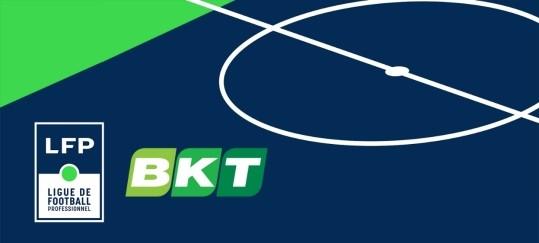 Après Domino's, le Naming de la Ligue 2 pour BKT jusqu'en 2024