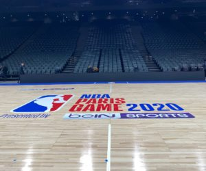 Qui sont les 14 sponsors du NBA Paris Game 2020 ?