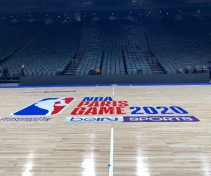 Qui sont les 14 sponsors du NBA Paris Game 2020 ?