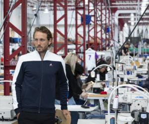 Tennis – le coq sportif nouvel équipementier de Lucas Pouille en remplacement d'adidas