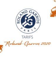 Roland-Garros 2020 : Le prix des billets et les dates de vente