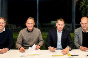 1&1 nouveau sponsor maillot du Borussia Dortmund en Bundesliga dès la saison 2020-2021