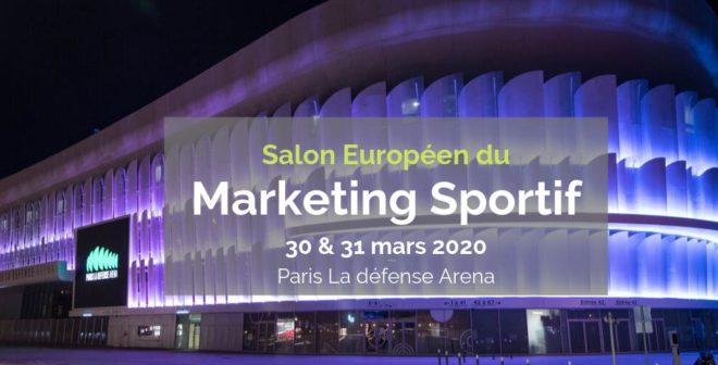 Le programme du SPORTEM 2020, salon du Marketing Sportif organisé le 30 & 31 mars (speakers, tarifs…)