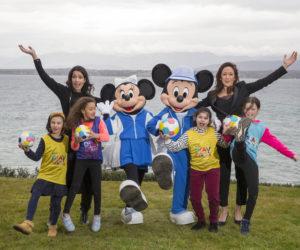 L'UEFA et Disney s'associent pour booster la pratique du football féminin chez les plus jeunes