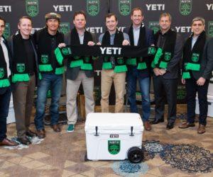 MLS – YETI sera le premier sponsor maillot d'Austin FC