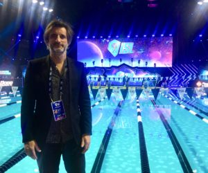 Interview : Arnaud Simon nous détaille la stratégie de diffusion de l'International Swimming League (ISL)