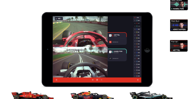 La Formule 1 casse les prix de l'abonnement de son offre OTT «F1 TV Pro» pour la saison 2020 (y compris en France)
