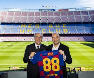 Le FC Barcelone rejoint à son tour Socios.com et les Fans Tokens