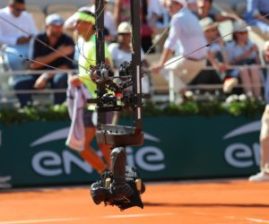Tennis – La FFT internalise la production des images de Roland-Garros à partir de 2021 avec HBS France Production