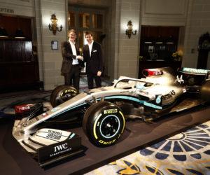 F1 – INEOS renforce son partenariat avec Mercedes-AMG Petronas et s'affiche sur les monoplaces d'Hamilton et Bottas