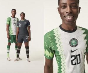 Nike dévoile les nouveaux maillots 2020 très personnalisés des USA, du Nigéria et de la Corée du Sud