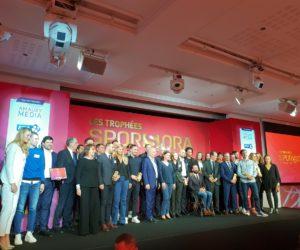 Le palmarès complet des Trophées Sporsora 2020