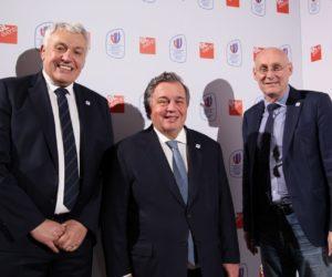 GL Events premier sponsor officiel de la Coupe du Monde de Rugby France 2023