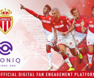 IQONIQ nouveau sponsor de l'AS Monaco
