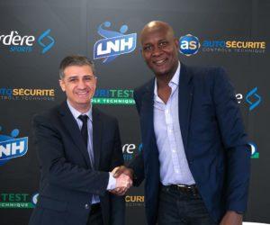 Auto Sécurité et Sécuritest s'associent à la Ligue Nationale de Handball pour 2020-2021