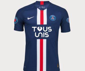 Le PSG met en vente 1 500 maillots «Tous Unis» au profit de l'Assistance Publique – Hôpitaux de Paris ( AP-HP)