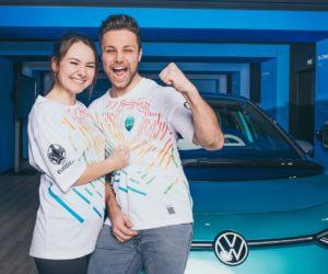 Euro 2020 – Volkswagen distribuera des maillots connectés aux Fans pour louer des trottinettes électriques