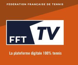 La Fédération Française de Tennis lance sa nouvelle plateforme vidéo «FFT TV»