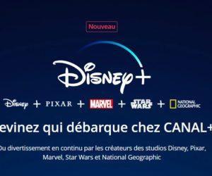Bon Plan : Profitez de la série limitée CANAL+ / DISNEY+ à 19,90€ par mois (avril 2020) !