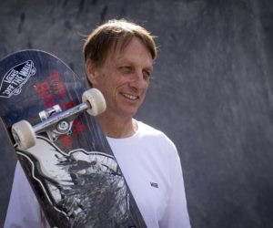 Tony Hawk nouvel ambassadeur global de Vans