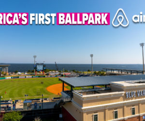 Fan Experience – Une équipe de baseball met son stade en location sur AirBnB