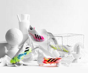 adidas présente sa nouvelle collection de crampons avec le pack UNIFORIA