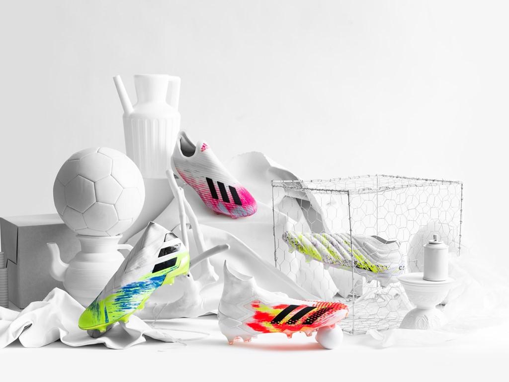 adidas présente sa nouvelle collection de crampons avec le